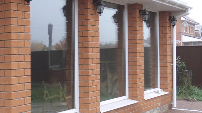 Изображение фон идеальное окно для коттеджа Глазов