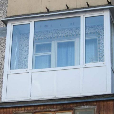 Картинка балкон в хрущёвке Глазов