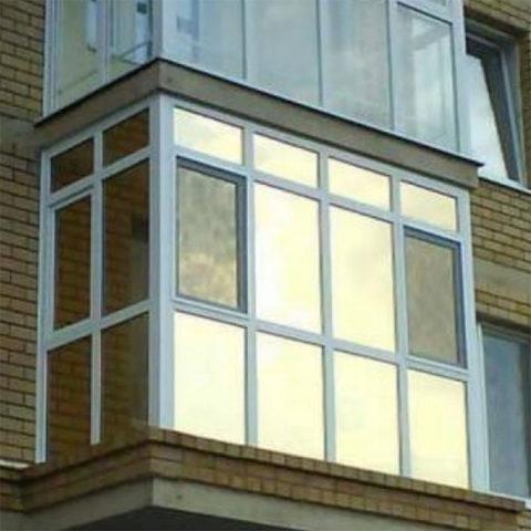 Картинка панорамный балкон Глазов
