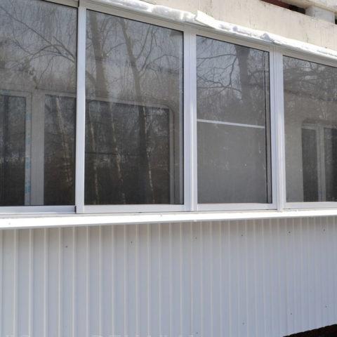 Картинка балкон 6 метров Глазов